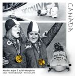 Bobsleigh Gold, 2010 Olympics by Jon-Snow