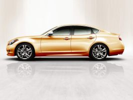 Infiniti M by Ghost21501