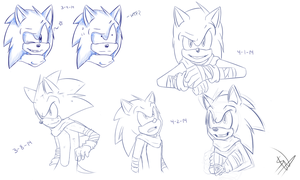 SB: Random Sketches by SonicWind-01