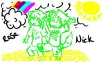 MSN drawing by Hello-Lucifer