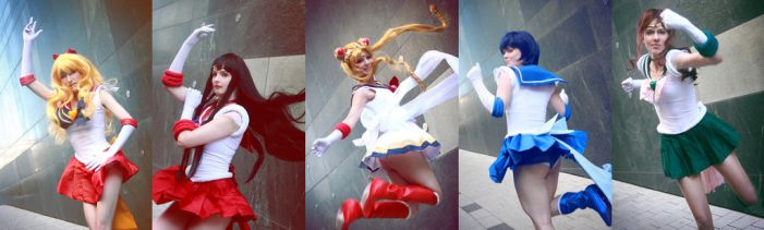 Sailor Moon - Jump by KashinoRei