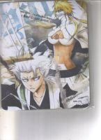 Bleach Mouse pad by gamemaster8910