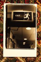 Exit Route by JackMcIntyre