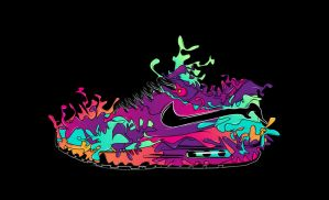 AIR MAX by freshfordeath