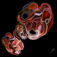 Abstract Universe Vision by FacMiArder