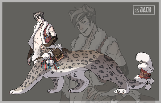 adopt 12 snow leopard (closed) by DrJack17
