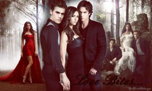 The Vampire Diaries - Love Bites... by RoseHathaway24