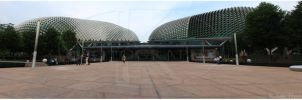 Esplanade Theatres on the Bay by K-Tak