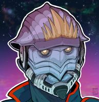 Star Lord, man... by EzJedi