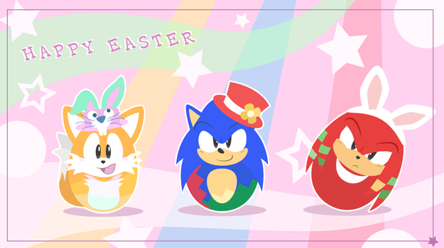 Happy Easter by Ahyuck