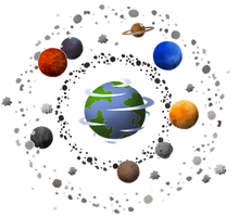 All the Planets by ZeTrystan