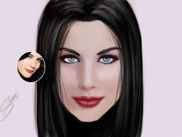 Liv Tyler by cecylicious