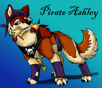 Pirate Ashley by timmy-gost