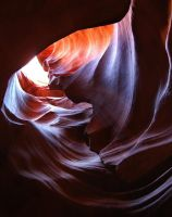 Antelope Curves I by marisamudd