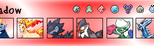 Pokemon Diamond Team Banner by ShadowUltimatePower