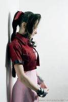 Aerith is alive by Arwenphoto