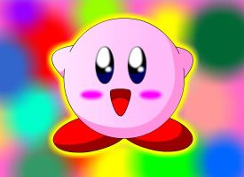 Kirby by IronFist-Productions