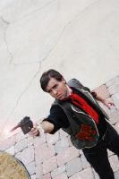 Bioshock infinite booker 1 by sandercohen13