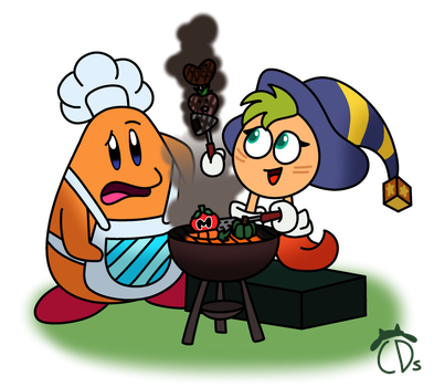 Gryll's Cookout by EndangeredCDs