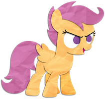 RT Characters: Scootaloo by Narflarg