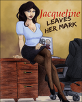 Jacqueline Leaves Her Mark - Cover Page by sarkan299