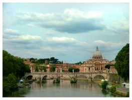 Ponte Sant'Angelo by smokerette