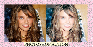Photoshop action - 5 by DasfnBa