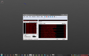Windows 7 screen capture by shle896