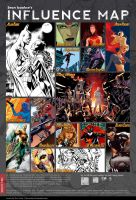 Influence map by sean-izaakse