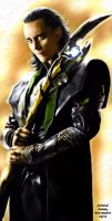 Loki - There Are No Men Like Me XIII by AdmiralDeMoy