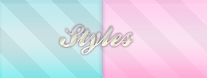 Photoshop cool styles by DontCallMeEve