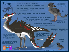 Turie - Species ref (Closed ATM) by Yechii