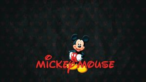 Mickey Mouse by acmanuel01