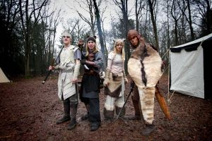 LARP-shot: Creature group by dcsnijders