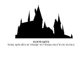 Hogwarts Will Alway Be There to Welcome You Home by greendude34