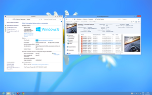 Windows 7 Layout on Windows 8 (PREVIEW) by Artur89SD