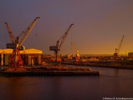 Glasgow shipbuilding by macrodger