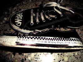 Emo shoes by Nycteus