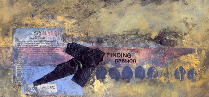 Finding Passion by Hamrick
