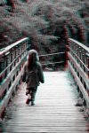A Walk on the Bridge 3-D conversion by MVRamsey