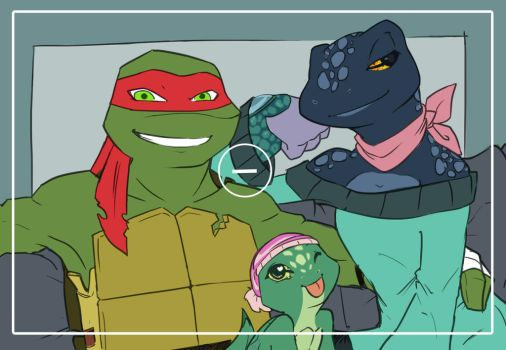The Parents - (from TMNTSS) by juliefofisss