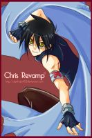 Art Trade: Chris Revamp by HaruMaru-Shi