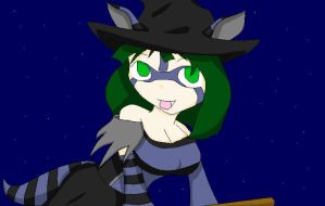 Witchy Emerlad 2 by n00dle-gurl06