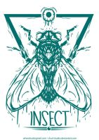 insect by drud-studio