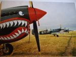 p40 flight line veiw by Sceptre63