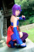 Cosplay Dead or Alive Ayane by Smallkaori