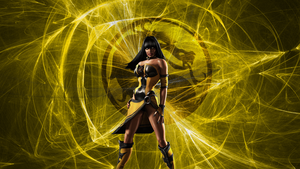 MK Tanya Wallpaper by FallingCyrax