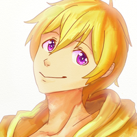 Free!Nagisa Portrait by waterloks
