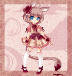 Yume-Usa: ADOPT AUCTION: CLOSED by RaineSeryn