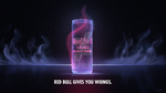 Red Bull Fluid Neon by gas01ine